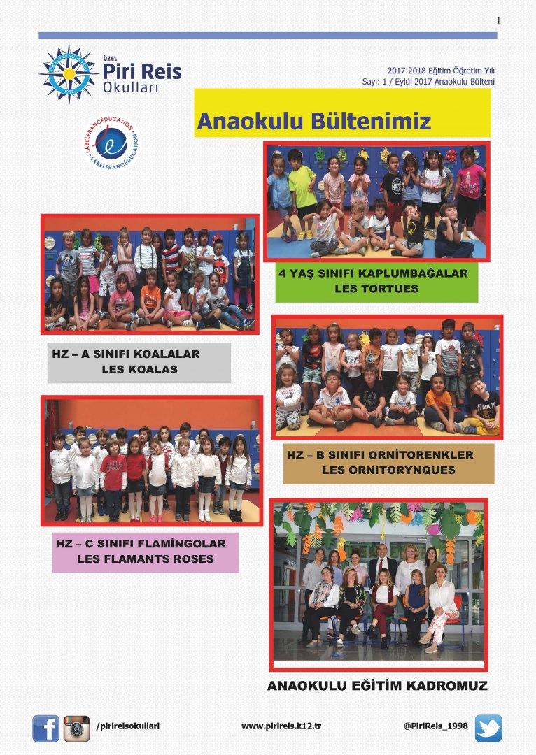 Eylül - Ekim Anaokulu Bülteni_Sayfa_01